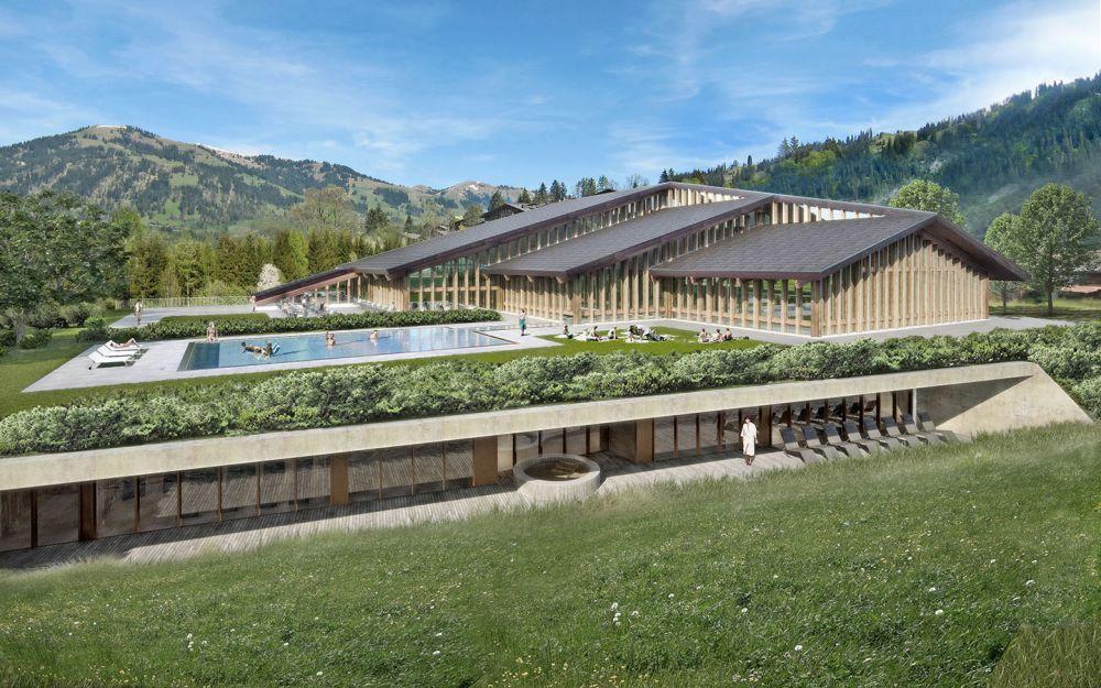 sanierung und erweiterung sportzentrum gstaad ppm projektmanagement ag. Black Bedroom Furniture Sets. Home Design Ideas